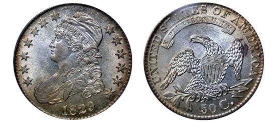 Capped-Bust-Half-Dollar