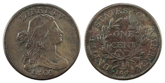 Draped-Bust-Large-Cent-Value